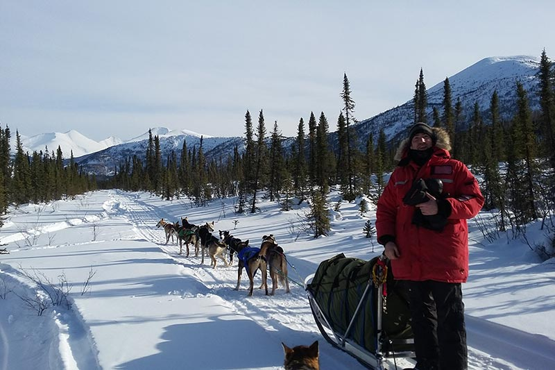 Yukon winter adventure