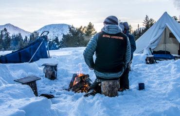 Comfortable Winter Camping