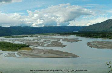 White River Delta Yukon