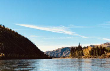 Yukon River - Fall Colors